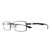 Ray-ban Glasses Frames 6286 Liteforce 2509 Shiny Black Men 54mm