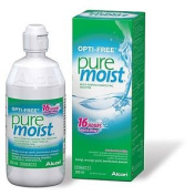 Opti-free Pure Moist 300ml Month's Supply