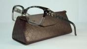 Gucci Gg 3571 3c8 Havana Black Grey +orig Case Glasses Eyeglasses Frames Size 53