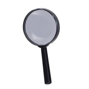 Magnifying Glass 65mm Handheld Magnifier In Box Visual Aid From Bayliss Mobility