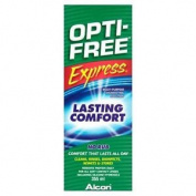 Opti Free Express 355ml Contact Solution – Damaged Box