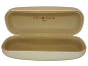 Celine Dion Eyes Cream And Gold Glasses Case And Microfiber Cleaning Cloth