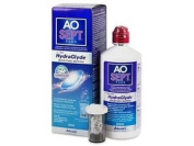 Alcon Aosept Plus 360ml Lens Solution With Hydraglyde - Damaged Box