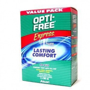 Alcon Opti Free Express 2 X 355ml Contact Solution