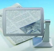 Mini Stand X2 Magnifier Table Desk Hobby Magnifying Glass