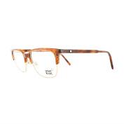 Mont Blanc Glasses Frames 0552 053 Blonde Havana Clear Demo