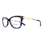 Dolce And Gabbana Glasses Frames 3218 2890 Violet Cube Womens 54mm