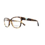 Emporio Armani Glasses Frames 3094 5540 Havana Spot Grey Womens 52mm