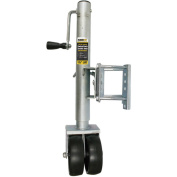 MaxxHaul 31820-680kg Swing Back Trailer Jack with Dual Wheel