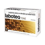 Laboteq Tone 30tabl Brightens The Skin Within Discoloration