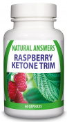 Raspberry Ketone Trim - 60 Capsules, 1-month Supply - Weight Management Suppleme