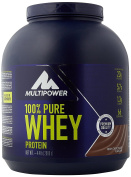 Multipower 2000 G Chocolate 100 Percent Pure Whey Protein Powder