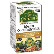 Nature's Plus Source Of Life Garden Organic Mens Daily Tabs 30