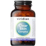 Viridian Clear Skin Complex Veg Caps 60