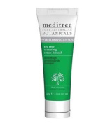 Natures Plus, Meditree Tea Tree Cleansing Scrub & Mask 50g