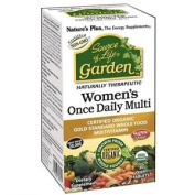 Nature's Plus Source Of Life Garden Organic Womens Daily Tabs 30