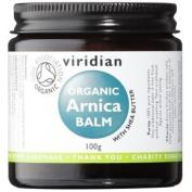 Viridian Arnica Organic Balm 100g