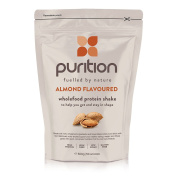 Wholefood Almond Protein Shake 500g Ideal For Weight Loss & Post Exercise - 100%