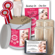 1ltr & 4 Slimming Bandages Kit Bums/tums Body Wrap Clay/inch Loss/toning£16