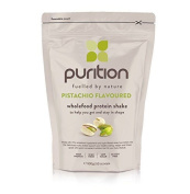 Wholefood Pistachio Protein Shake 500g Ideal For Weight Loss & Post Exercise - -