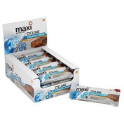 Maxinutrition Cyclone Strength And Power Bars - Chocolate Orange, 60 G (pack Of