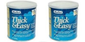 Two Pack Of Thick And Easy Food Thickener 225g