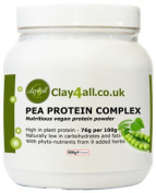 Pea Protein Complex –high Quality Plant Protein With Added Phyto-nutrient