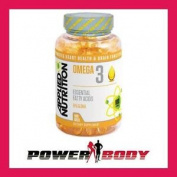 Applied Nutrition - Omega 3 - 100 Softgels