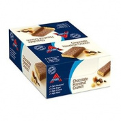 Atkins Low Carb, High Protein, Chocolate Hazelnut Crunch Snack Bars, 16 X 60g