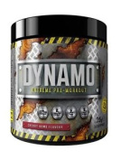 Protein Dynamix Dynamo 2.0 225g / 30 Servings / Strong Pre Workout