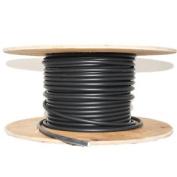 8mm Ht Ignition Lead Cable - Ferroflex Core Silicone Black