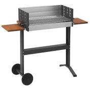 Dancook 320210 5300 Charcoal Box Barbecue With Moveable Trayhandle And Shelf, 62