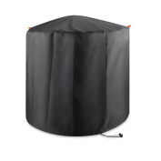 Barbecue Cover, Gofriend Round Bbq Cover Heavy Duty Waterproof Bbq Grill Cover