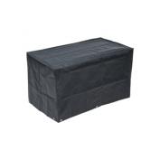 B#nature Gas Barbecue Cover 58 X 103 X 58 Cm Uv-resistant Pe Dark Grey 6030613