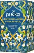 Pukka Herbs Chamomile, Vanilla & Manuka Honey Tea - 20 Bags
