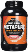 Qnt 2000 G Strawberry Metapure Zero Carb Lean Muscle Growth Shake Powder