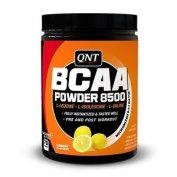 Qnt Bcaa 8500 Pre & Post Workout Energy & Recovery Instant Powder - 350g Lemon