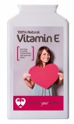 Treasure Your Health Natural Vitamin E (d-alpha Tocopherol), 120 X 400iu Capsule