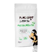 Ceremonial Grade Matcha Green Tea Powder - 30g By Purechimp