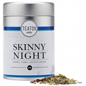 Teatox Skinny Detox Organic Good Night Tea, 50g