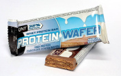 Qnt Protein Wafer Bar Concentrated Body Fuel & Slimmng (vanilla) 12 X 35g