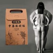 Pawaca Weight-losing Navel Sticker, Traditional Chinese Medicine Navel Sticker F
