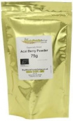 Buy Whole Foods Organic Acai Berry Powder 75 G