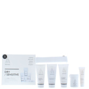 Alpha-h Dry / Sensitive Kit - Cleanse Exfoliate Refresh Protect Nourish