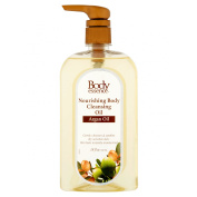 Body Essence Nourishing Body Cleansing Oil, 530ml