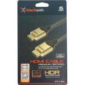 Blackweb 1.8m 4K HDMI Cable