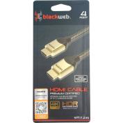 Blackweb 1.2m 4K HDMI Cable