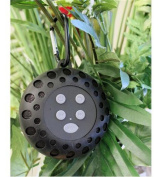Bluetooth speaker with clip BLACK