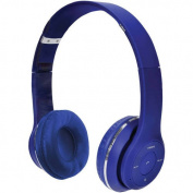 2Boom Thunder Bluetooth Over-Ear Headphones with Microphone