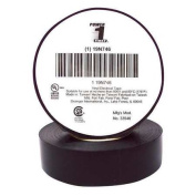 POWER FIRST 19N746 Electrical Tape, 1.9cm x 18m, 7mil, Black